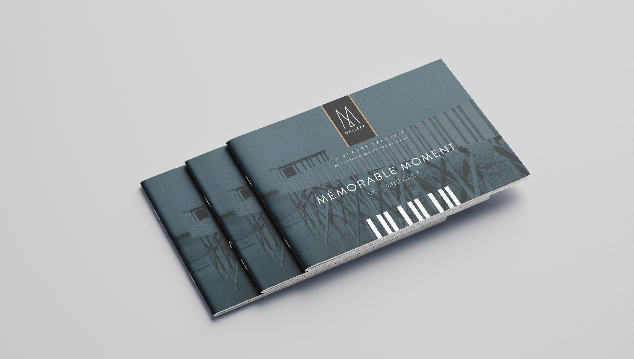 Couverture Brochure Interactive Le Carrelet