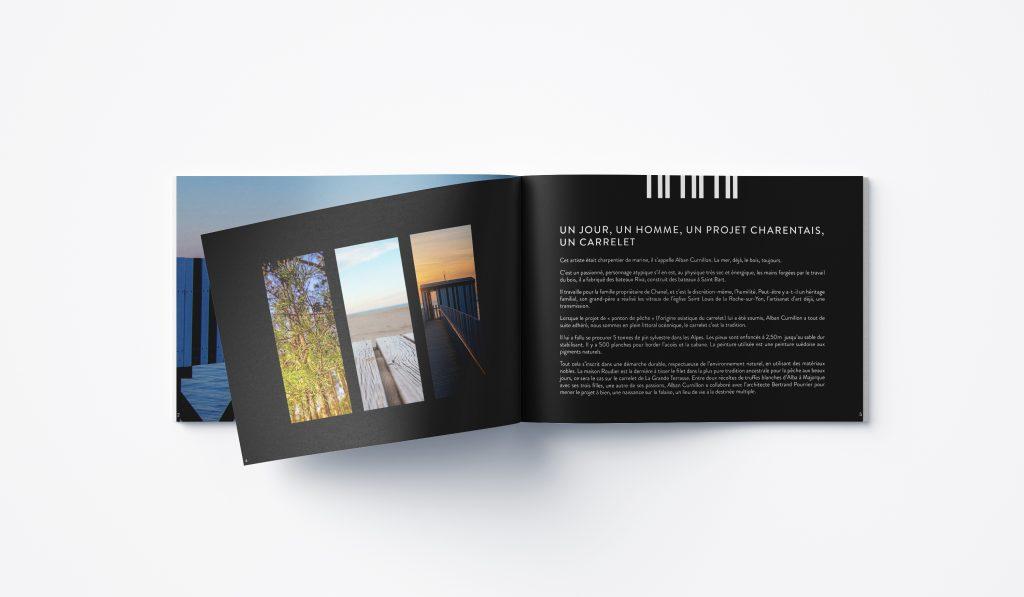 Intérieur Brochure Interactive Le Carrelet